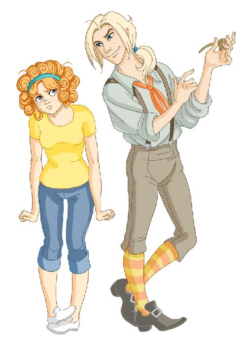 Ina and Laisrén